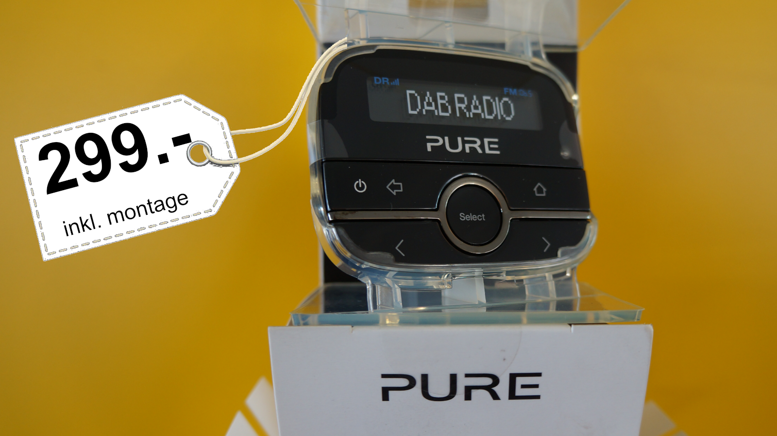 DAB+ Adapter Pure